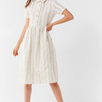 Nice Martin + UO Anderson Button-Down Dress | Urban Outfitters