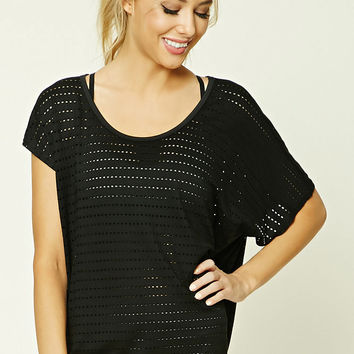 Active Perforated Top