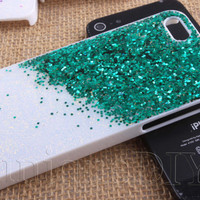 Phone cases, iPhone 5s case, iPhone 5c case, iPhone 5 case, iPhone 4s case, Galaxy S4 case, S3 case, S5 case,Note2 , Note3, Real glitter-438