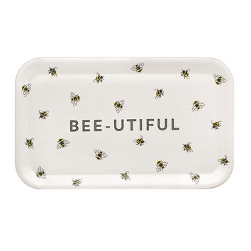 Bumble Bee Rectangle Tray | Kitchen Accessories | CathKidston