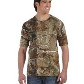 Code Five Men's Realtree Camo T-Shirt