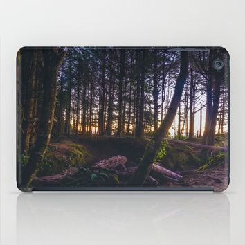 Wooded Tofino iPad Case by Mixed Imagery
