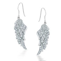 Bling Jewelry Angelic Earrings