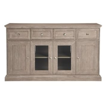 Archer Natural Grey Buffet | Fall Furniture Favorites | Collections | Z Gallerie