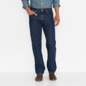 Levi's 550 Dark Blue Relaxed Fit