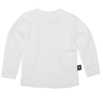 Circle Glove Shirt White