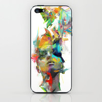 Dream Theory iPhone & iPod Skin by Archan Nair