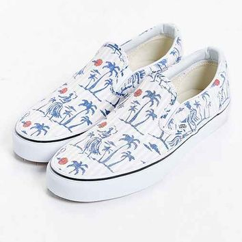 Vans Authentic Hula Stripes Slip-On Sneaker