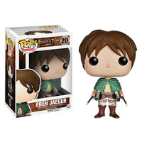Attack on Titan - Eren Jaeger - Pop! Vinyl Figure