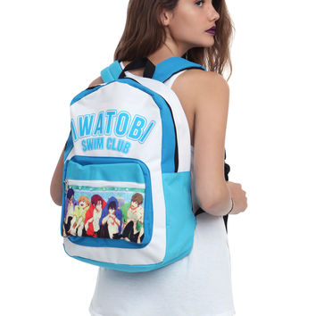 Free! Iwatobi Swimming Club Backpack