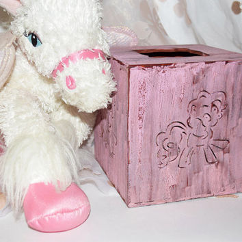 My little pony candle holder-Kids room decor-Disney lighting-children centerpiece-Baby shower gift-Girls tea light holder-candlestick-Pink