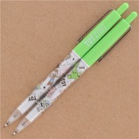white green Toy Story Woody Buzz Rex Hamm mechanical pencil from Japan - Pens-Pencils - Stationery