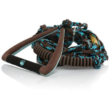 Liquid Force Ultra Suede Brown Surf Rope