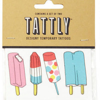 Popsicle Tattoo - Multi