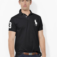 Custom-Fit Big Pony Polo