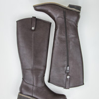 Radiant Rider Boots in Brown