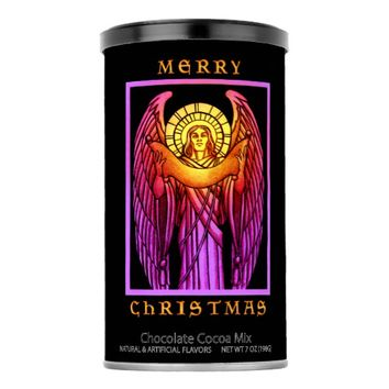 Stained Glass Angel Hot Chocolate Drink Mix