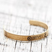 With Love From CA Dreamer Bracelet - Womens Jewelry - Gold - One