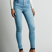 Jennifer High Waisted Jean