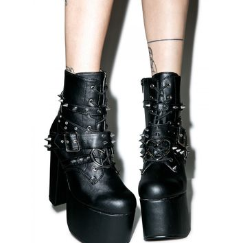 TORMENTED BOOTS