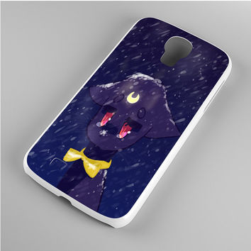 Sailor Moon Luna Samsung Galaxy S4 Case