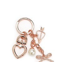 Bow And Heart Keyfob by Juicy Couture