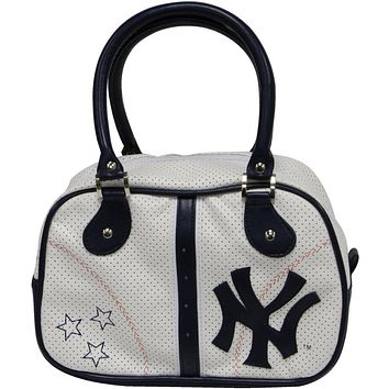 New York Yankees - Stars Logo Navy Bowler Bag