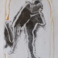 Saatchi Art: The Embrace 1 Drawing by Frederic Belaubre