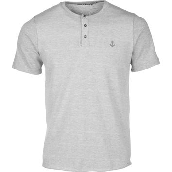Iron and Resin Madison Henley Crew - Short-Sleeve - Men's
