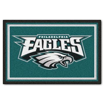 Philadelphia Eagles NFL Floor Rug (5x8')