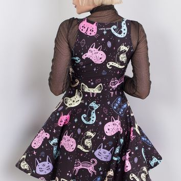 Crystal Space Kitties Happy Hour Dress
