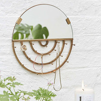 Lilio Jewellery Storage Mirror - Urban Outfitters