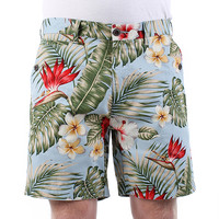 Penfield Gill Shorts - Palm Print at Urban Industry