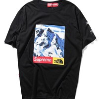 Cheap Women's and men's supreme t shirt for sale 501965868-0144
