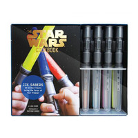 Star Wars Ice Sabers: 30 Chilled Treats Using The Force Of Your Freezer Cookbook Multi One Size For Women 27752795701