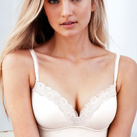 The Long Line Push-Up Lounge Bra - Body by Victoria - Victoria's Secret