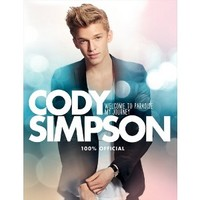 Cody Simpson: Welcome to Paradise: My Journey by Cody Simpson (Hardcover)