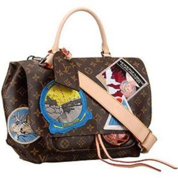 DCCKU3N Louis Vuitton Camera Messenger Bag By Cindy Sherman