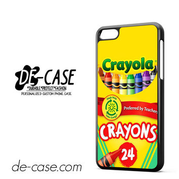 Crayola Crayons Colorful DEAL-2841 Apple Phonecase Cover For Iphone 5C