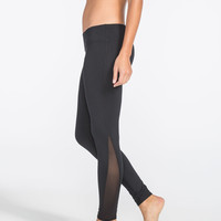 FULL TILT SPORT Mesh Inset Womens Skinny Pants | Bottoms