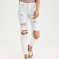 Tomgirl Jean, Destroyed White
