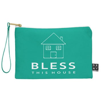 Allyson Johnson Bless This House Pouch