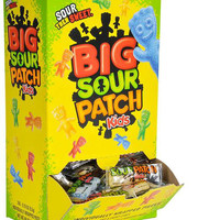 big sour patch kids candy 240ct box Case of 1920
