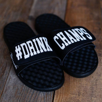 Drink Champs Slides