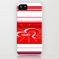 The colors of the zodiac Leo iPhone Case by Tanja Riedel