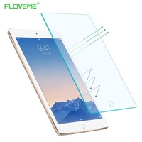 FLOVEME For iPad Pro 9.7/12.9 Screen Protector Tempering Glass Cases HD Tough Front For iPad Pro 9.7'' 12.9'' Luxury Cover Shell