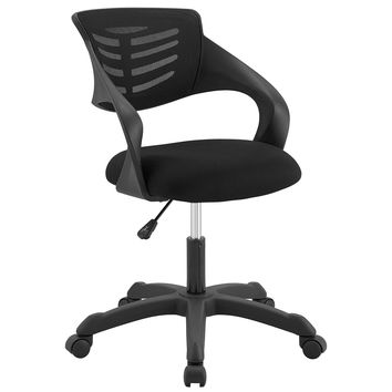 Thrive Breathable Mesh Back With Lumbar Office Chair