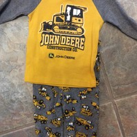 John Deere Construction Co PJ's