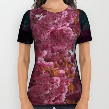 Oh Bliss All Over Print Shirt by Liberation's | Society6