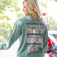 Jadelynn Brooke Dance Like Frosty T-Shirt